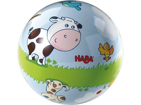 Ball On the farm