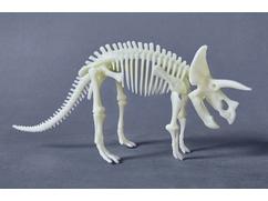 Terra Kids Glow-in-the-dark-Triceratops