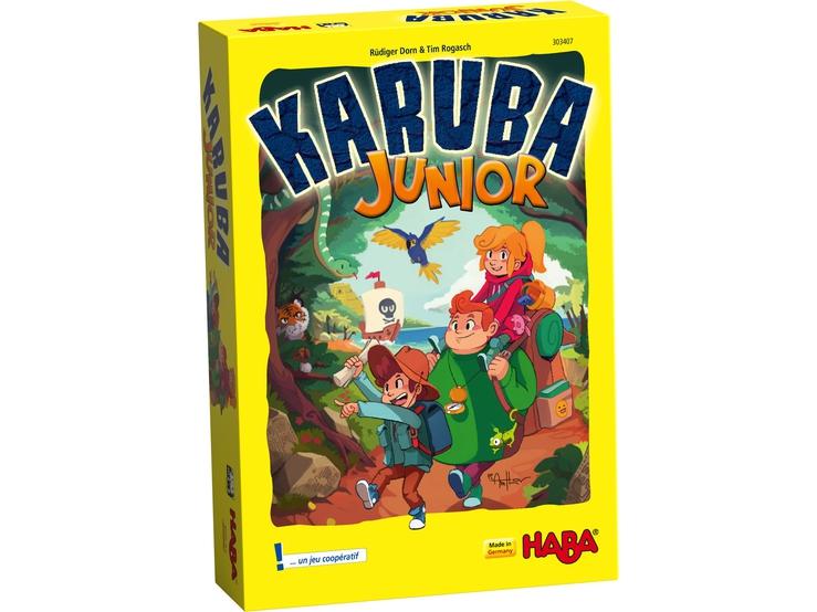 Jeux coopératifs Karuba