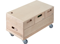 """Town and Country"" Building Kit Wagon"