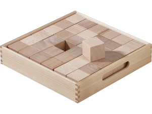 Fröbel Building Kit Cubes