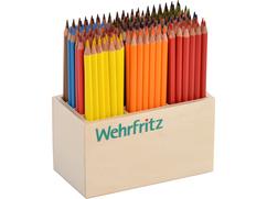 Pencil Set, 12 colors, thin