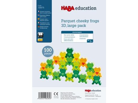 """""""Cheeky Frogs"""" 3D, bulk pack"""