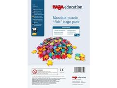 "Mandala Puzzle ""Fish"", bulk pack"