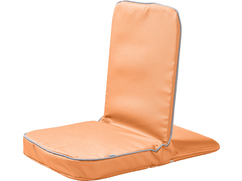 Floor Chair, orange