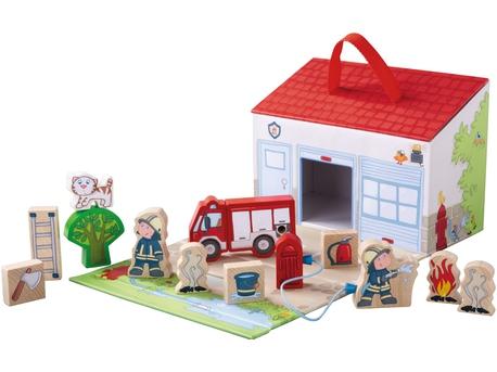 Large Play Set Fire Brigade