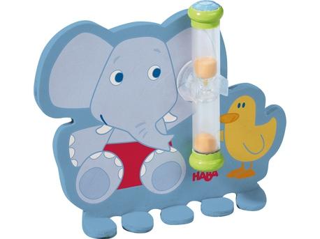 Toothbrush holder & timer Splashyphants