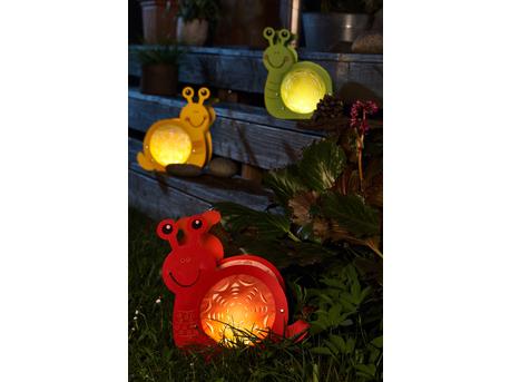 Snail Lanterns