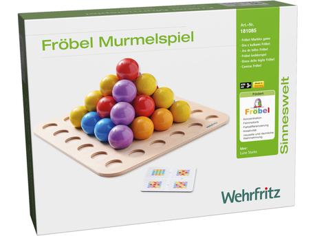Fröbel Marble Game