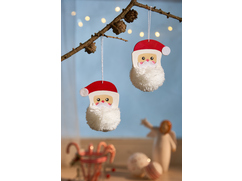 Santa Claus Pompom