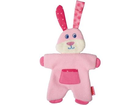 Pacifier Animal Pink Fleecy Fluffy