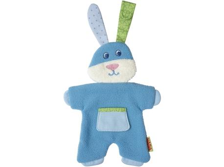 Pacifier Animal Blue Fleecy Fluffy