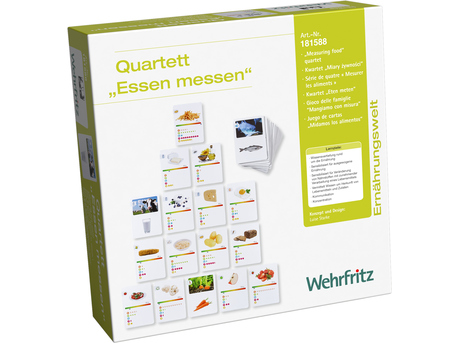 """""""Measuring food"""" Quartet"""