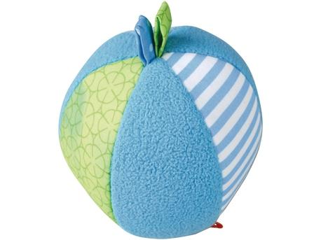 Fabric Ball Blue Fleecy Fluffy