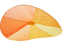 """Floating Wave"" Canopy, orange"