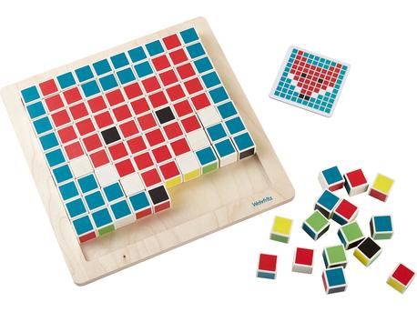 DigitalStarter: Arranging Game Coding Pixel