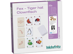 Fex – Tiger Has Clown Fish