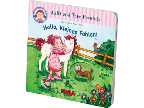 Gucklochbuch – Hallo, kleines Fohlen!
