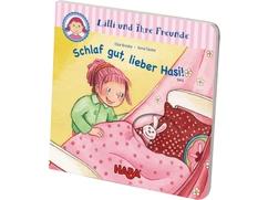 Gucklochbuch – Schlaf gut, lieber Hasi!