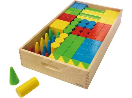 Building Kit, Colorful Shapes