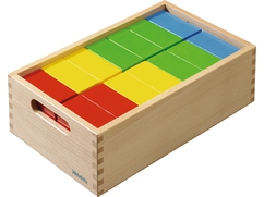 Building Kit, Colorful Rectangles