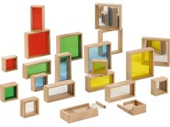 Window Building Blocks, large