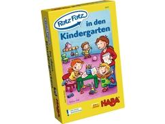 Ratz Fatz in den Kindergarten