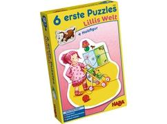 6 Primeros puzzles: El mundo de Lilli