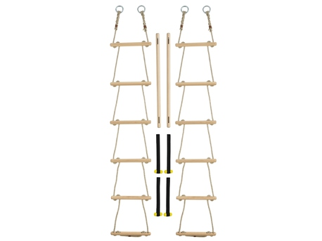 Rope Ladder and Connector