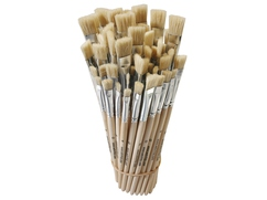 Bristle Brushes - Value Pack