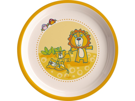 Plate Pride of Lions