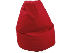 Bean Bag Chair, 200 l, red