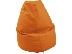 Bean Bag Chair, 200 l, orange