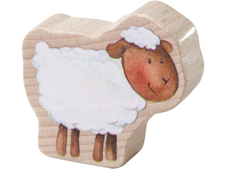 Nativity Play Figure Sheep, big