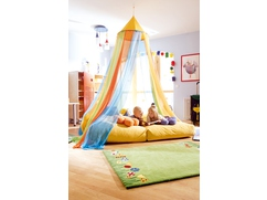 Fairytale Play Curtain, multi-color