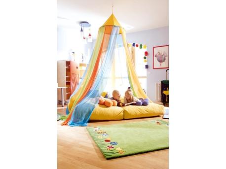 Fairytale Play Curtain, multi-color