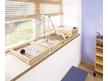 Sand Tub with acrylic base