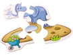 6 Little Hand Puzzles – Zoo