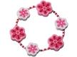 Bracelet Kirschblüten