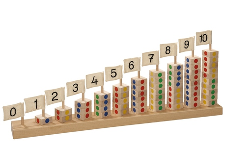 Willy's World of Numbers Towers 0 - 10