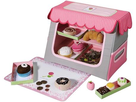 Toy Shop Pastry Pleasures