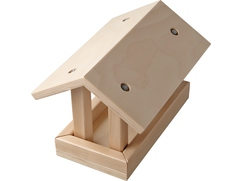 "Motor Skills Assembly Kit ""Bird House"""