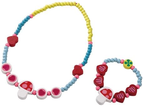 Jewelry Designer Set Lucky Mushroom