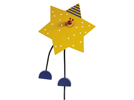 Night Light Smiling star