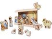 Nativity Play Scene – The Christmas Story