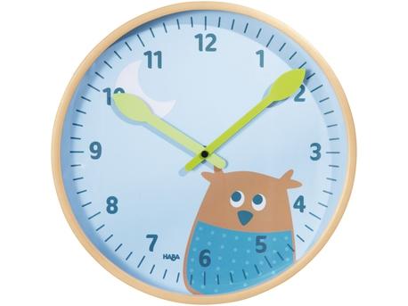 Wall clock Wise Owl