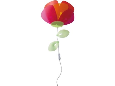 Night light Poppy Flower