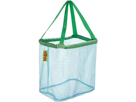 Mesh carrier bag