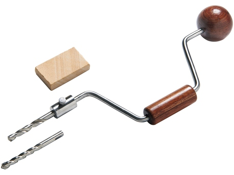 Hand Drill and Bit