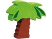 Palm tree, light-green
